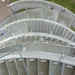 Looking Down From Top Of Killesbergturm