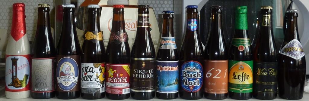 Belgian Beer Haul