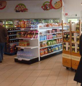 Belgian Gas Station Snacks