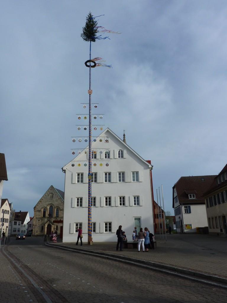 Stuttgart Maypole