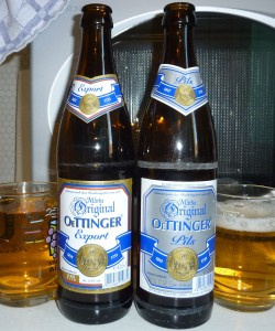 Original OeTTINGER Export vs Pils