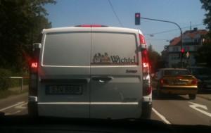 Wichtel on a Van