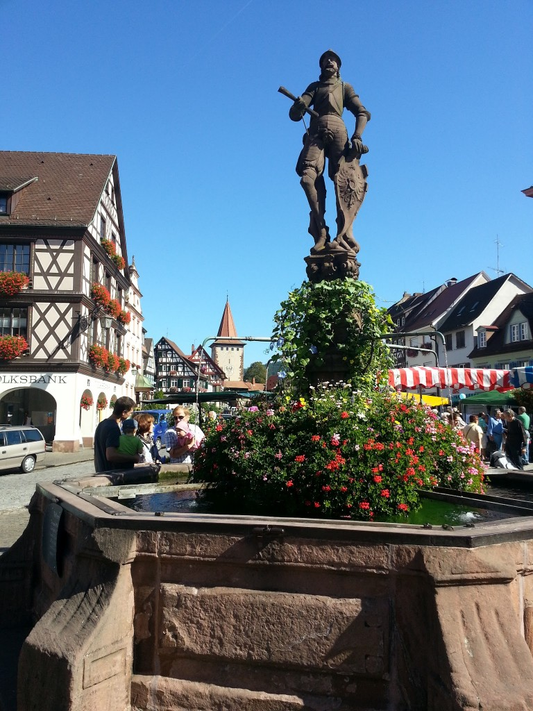 The Röhrbrunnen