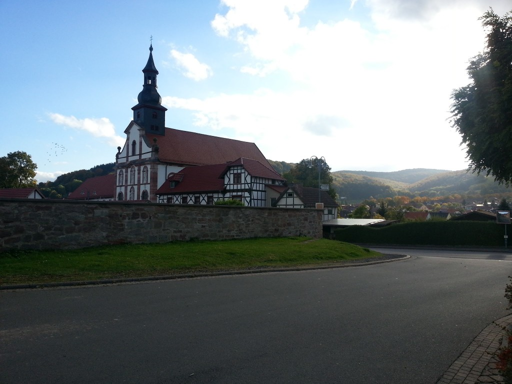 Dermbach Church