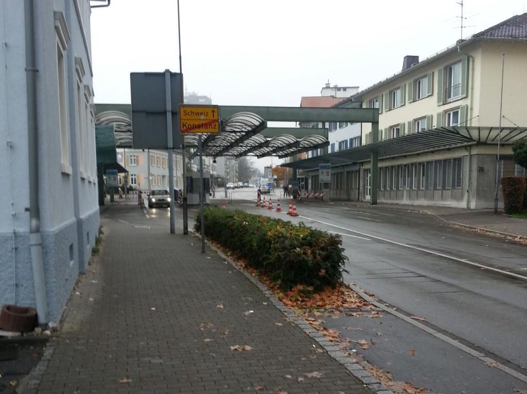 Switzerland Border Control