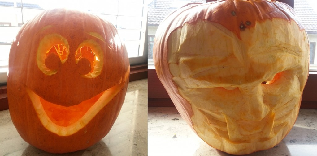 McPumpkin, Day