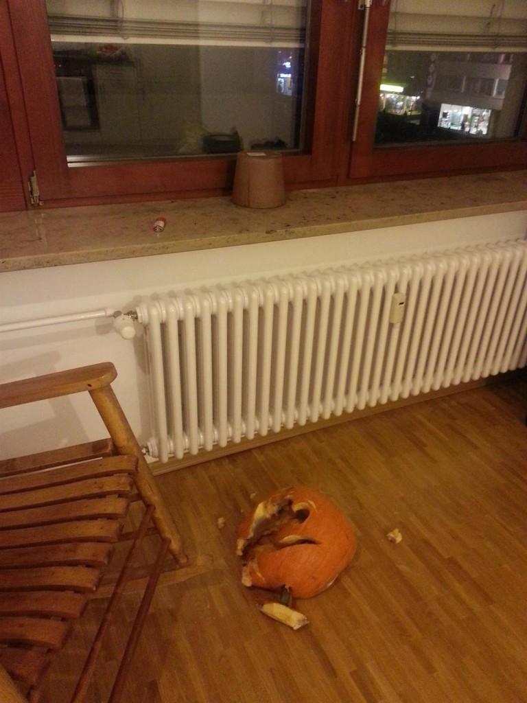 McPumpkin's Death