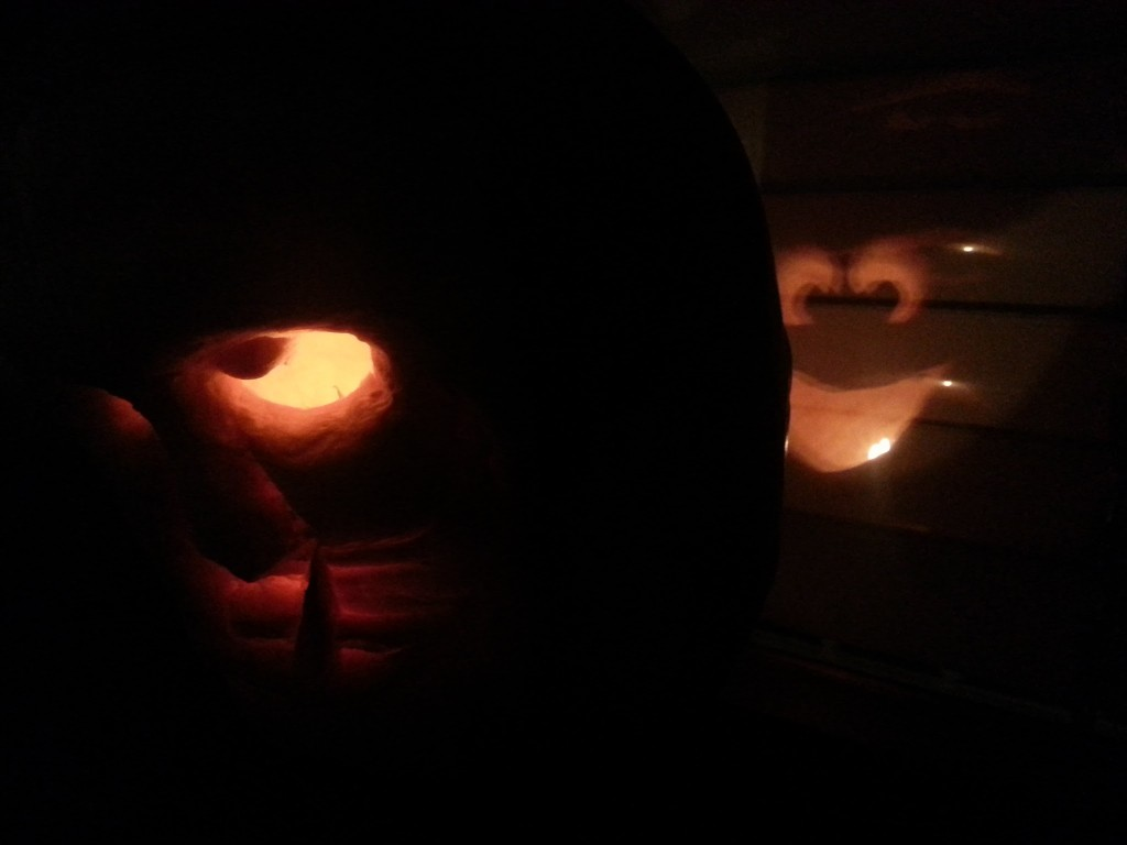 McPumpkin's Reflection