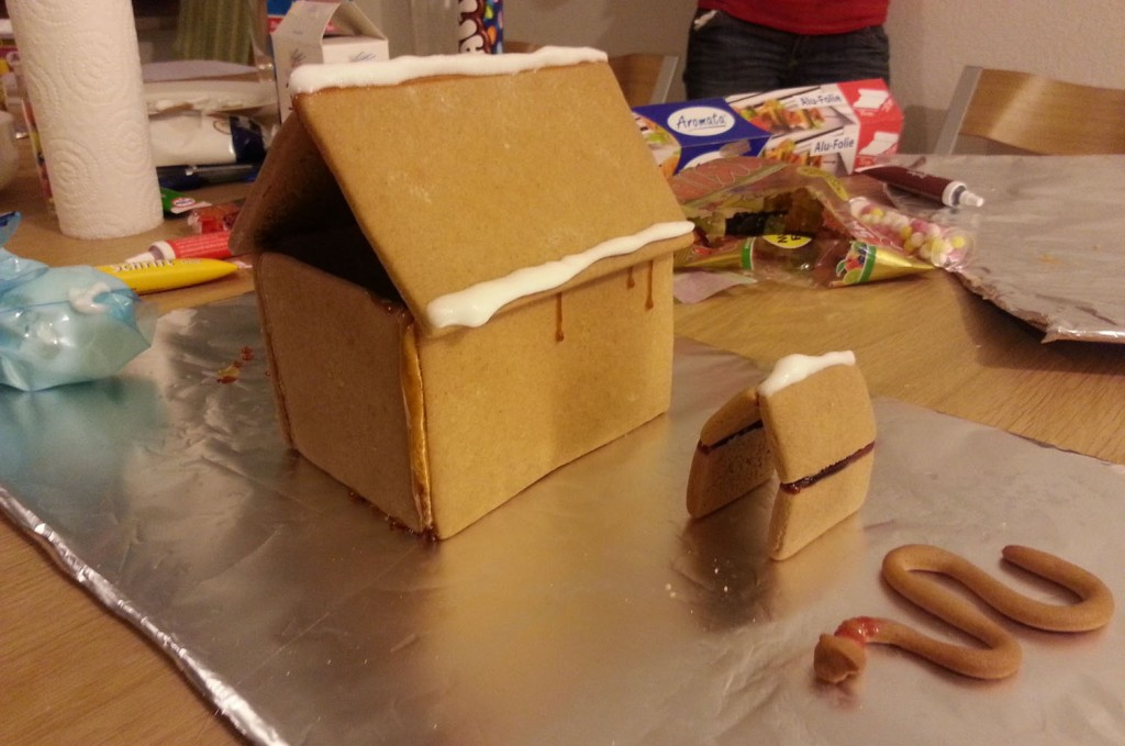 Gingerbread Construction