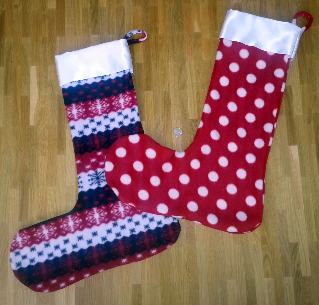 Alissa's Christmas Stockings